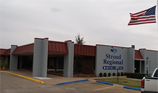 Stroud Regional Medical Center